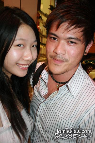 Jamie Liew and Simon So