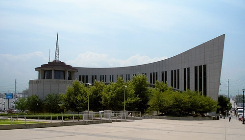 Country Music Hall of Fame Exterior