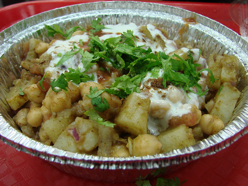 Aloo Chaat-ishness