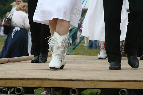 Cowboy Boot Tassels