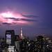 Japan - Tokyo Tower Lightning par Ken.Lam