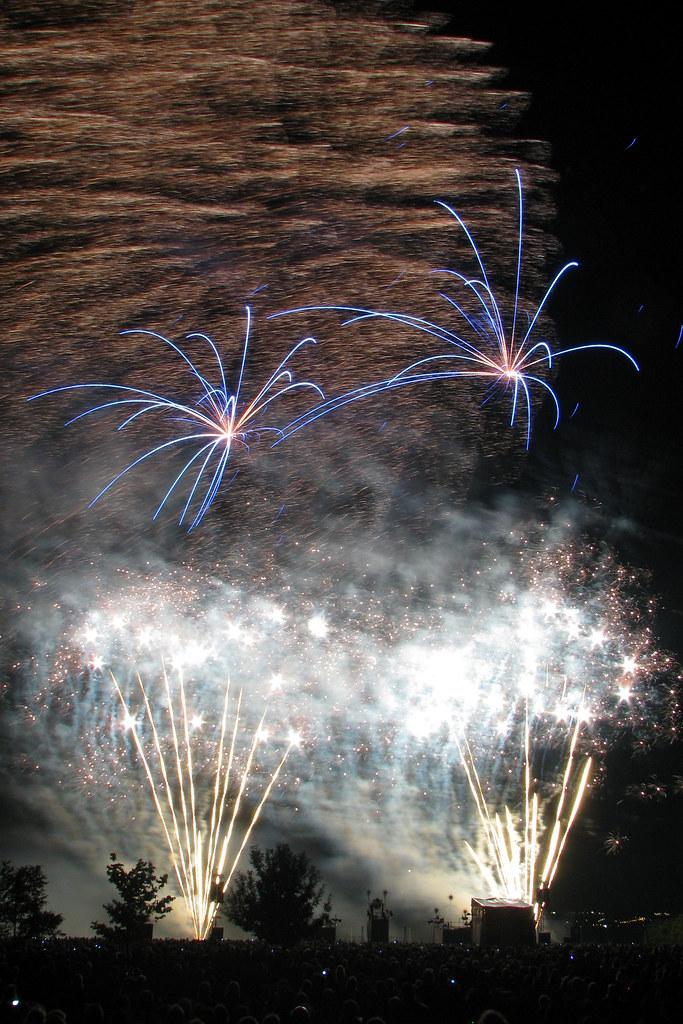 Flammende Sterne 2008 - England: