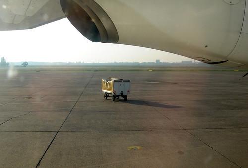 Mein letztes Mal (Tempelhof - Mannheim)