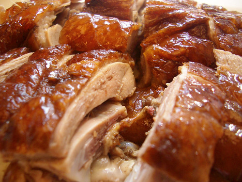 roast duck from ying du