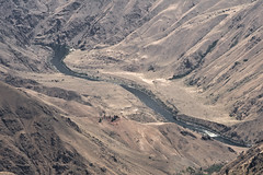 Hells Canyon (#48 of 80) (absencesix) Tags: travel usa oregon iso100 nationalpark unitedstates perspective july canyon noflash northamerica 2008 scrub locations contours 70200mm locale hellscanyon 114mm canoneos30d camera:make=canon exif:make=canon exif:iso_speed=100 geo:state=oregon hatpoint apertureprioritymode july292008 hasmetastyletag naturallocale summer2008travel lookingdownhighvantagepoint haslenstype sigmaexdgmacro7020028 hellscanyon0727292008 hellscanyonnationalpark selfrating3stars exif:focal_length=114mm 1250secatf11 geo:countrys=usa exif:model=canoneos30d camera:model=canoneos30d exif:lens=7002000mm exif:aperture=11 subjectdistanceunknown geo:city=hellscanyon hellscanyonoregonusa