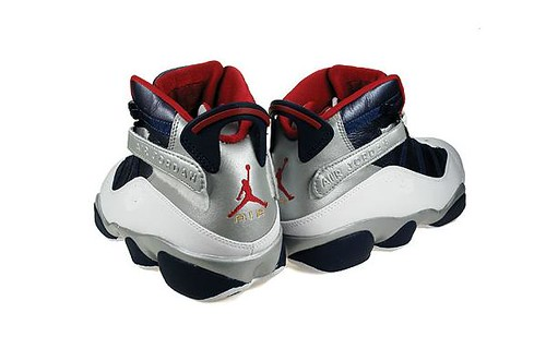 AIR JORDAN 6 RINGS OLYMPIC