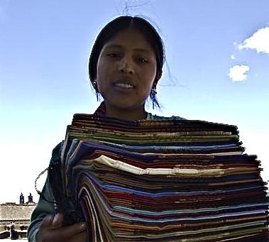 Ecuador-vendor