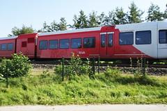 RIVA op de 321 (Spurtje) Tags: holland train nederland rail railway spurt trainspotting trein gtw spoorwegen treinen arriva 231 stadler buitenpost