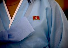 Hanbok North Korea (Eric Lafforgue) Tags: pictures travel woman girl asian photo women war asia pin picture korea kimjongil badge asie coree journalist journalists northkorea pyongyang  dprk  coreadelnorte 1494 juche kimilsung nordkorea lafforgue   ericlafforgue   coredunord coreadelnord  northcorea coreedunord rdpc  insidenorthkorea  rpdc  99  demokratischevolksrepublik coriadonorte  kimjongun coreiadonorte