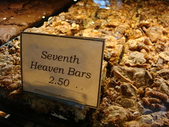 Seventh Heaven Bars = Delicious