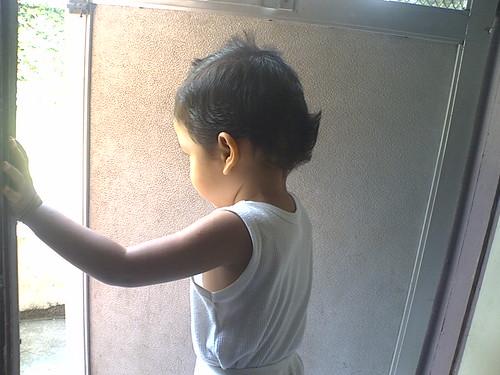 Alex as Astro Boy