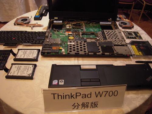 ThinkPad分解