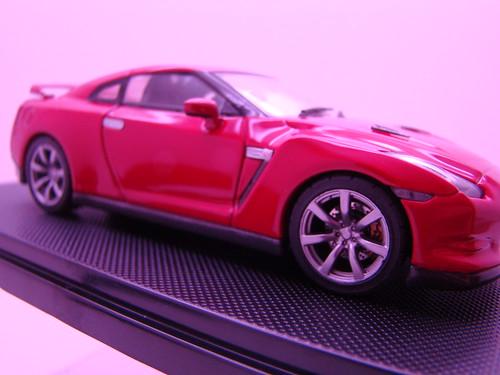 nissan skyline r35. Ebbro Nissan Skyline R35