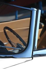 Classic Jaguar E-Type (Toms Fano) Tags: espaa classic car canon vintage spain feria asturias coche british jaguar oviedo viejo antiguo clasico principado volante etype toms poca clsico fano vehculo