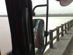 karachi to peshawer:) (~Jazib e MaHek~) Tags: life road pakistan red colour love river cross traveller container pakistani roads shah sajjad nokia95 pkd411 2306z