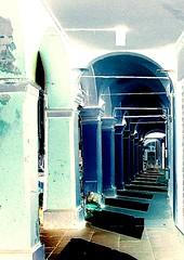 PORTICO (Loris_l@_r@na) Tags: bologna negativo portico prospettiva sangiorgiodipiano yourcountry porticieporticati lorisphoto