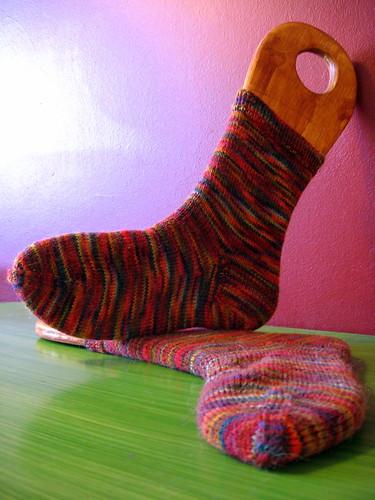Misti Alpaca. Socks.