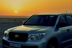 !! ,,      (Sanctuary photography  back ! maybe :p) Tags: nikon g toyota standard 2008 landcruiser doha qatar d300
