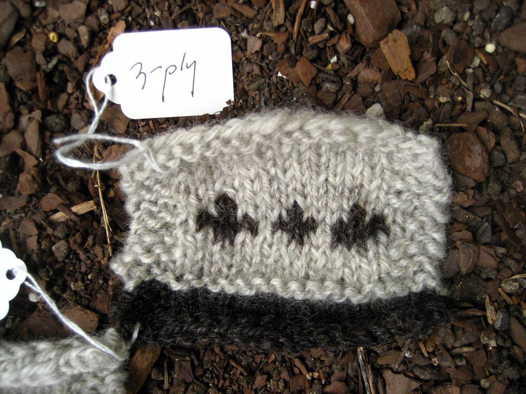soar2008 Sweater Swatch