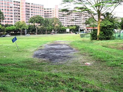 Old Choa Chu Kang Road