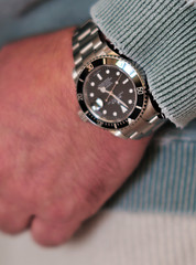 Wearing the Sub (kv3x) Tags: alaska nikon watch anchorage date nikkor chronometer rolex submariner d300 oysterperpetual 3135 16610 135f20afdc