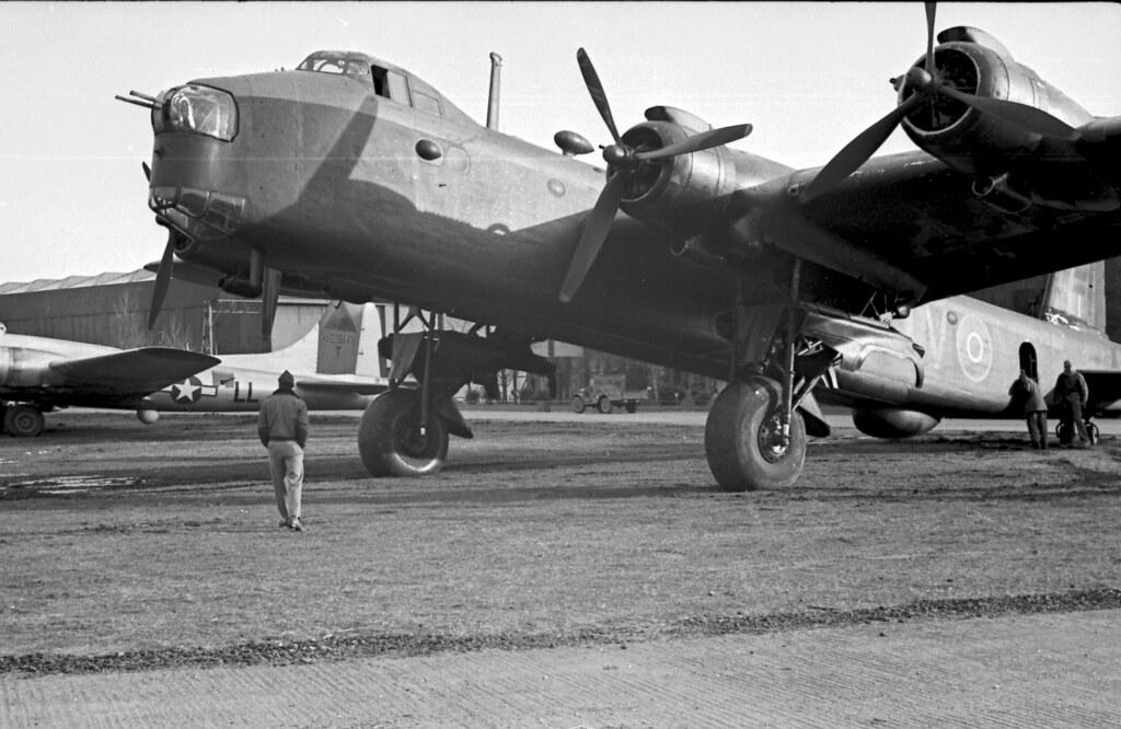 Short Stirling Bomber 05