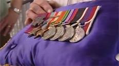 New Zealand medals returned