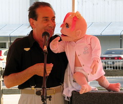 100 Things to see at the fair #63: Ventriloquist