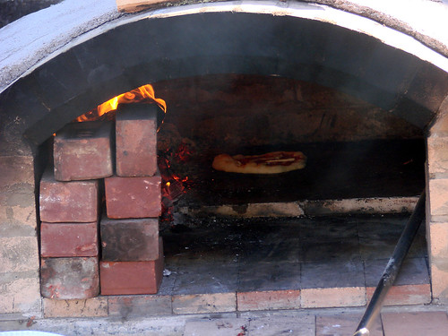 Pizza Moto Brick Oven