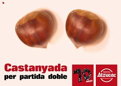 postal castanyada 08 (atzucac 10 anys) Tags: matar pasoscatalans atzucac