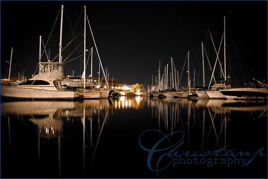 Marina El Encanto was docked at in Boston by ChristanP Photography
