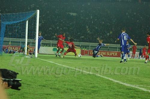 Persib Bandung Persijap Jepara