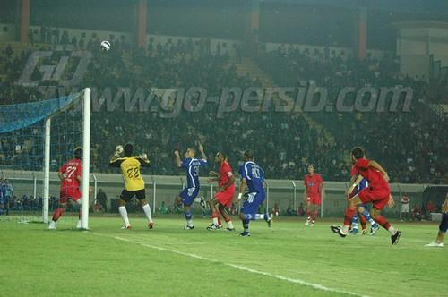 Pelita Jaya Persib Bandung