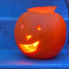 Funky pumpkins 2 HDR