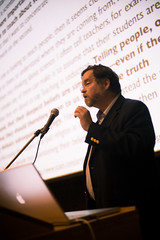 PZ Myers at UofT