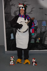 2008 Banjo-Playing Penguin