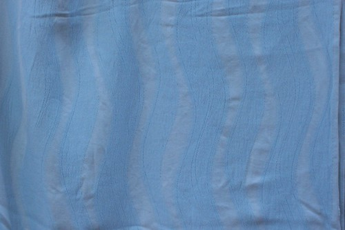 Didymos Hellblau (light blue) Silk Waves 4.2 m