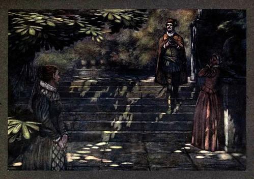 014-ACT III. Scene IV-MALVOLIO. Sweet lady, ho, ho
