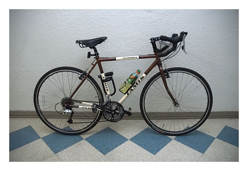 U Lock Mounting Problems With Water Bottle Bike Forums