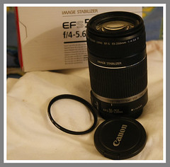 Canon EF-S 55-250mm IS f/4.0-5.6 (T*Square) Tags: canon lens telephoto 55250