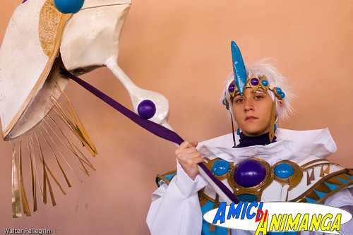 Magic Knight Rayearth? Clef Cosplay Fotos