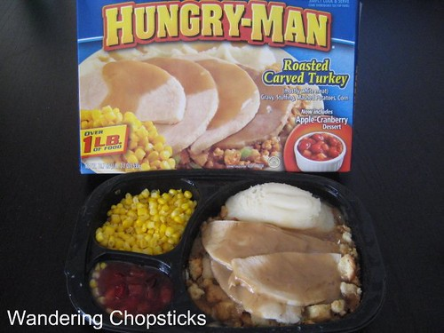 Frozen Turkey Dinners 8