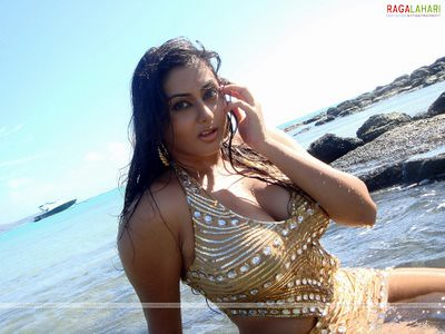 Namitha in swimsuit