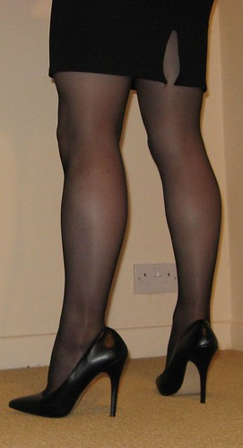 Question high heels pantyhose links speaking
