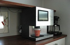 Computer controlled coffee maker by momentimedia