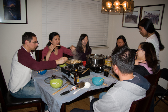 2008-11-22 Hot Pot with Friends-13