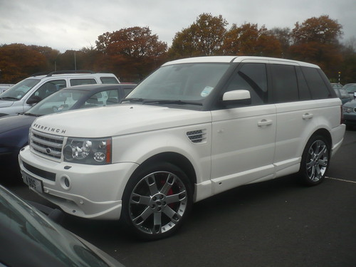 Land Rover Car Pictures Range Rover Overfinch Speed