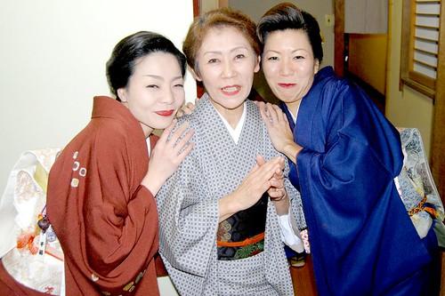 Geisha Girls - Buckingham