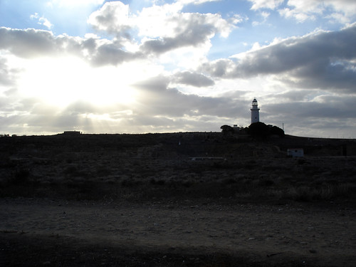 Paphos landscape
