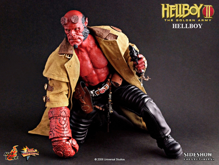 3070966614 f4d067be26 o Hellboy and The Spirit from Hot Toys